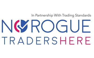 No Rogue Traders Logo