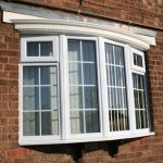 Double Glazing windows white