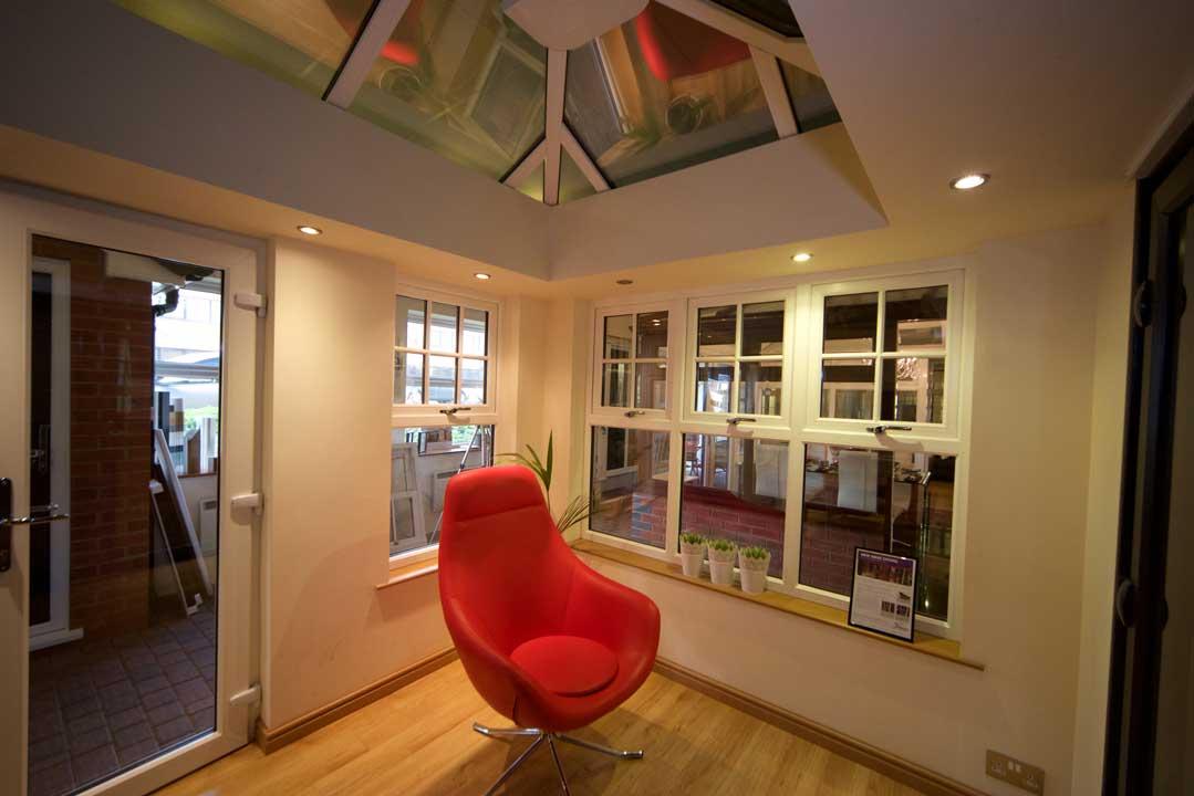 Finesse Windows Factory Showroom 2
