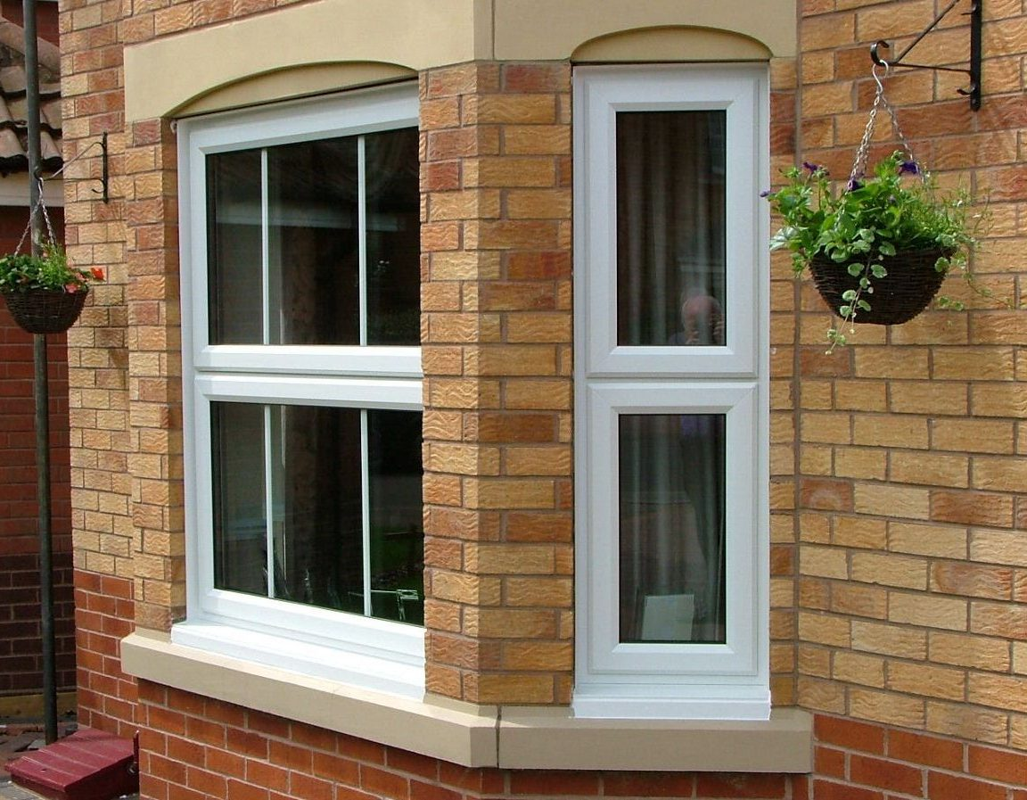 bow and bay windows