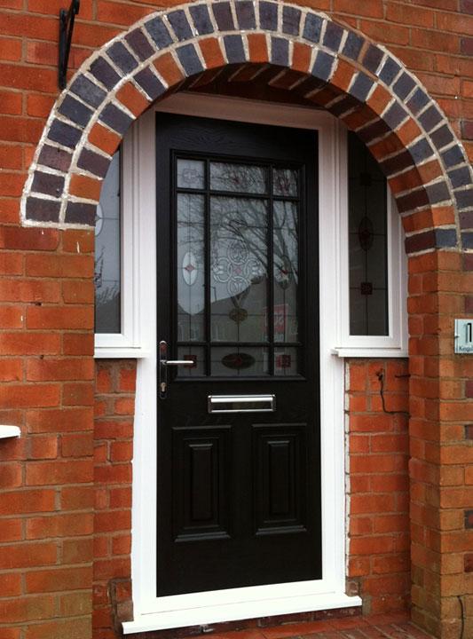 Front Door Palladio
