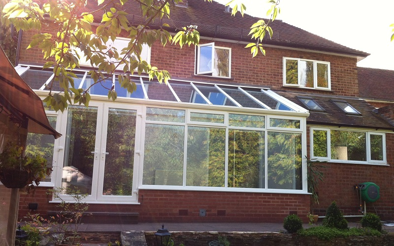 Traditional Conservatories Double Glazed Conservatory