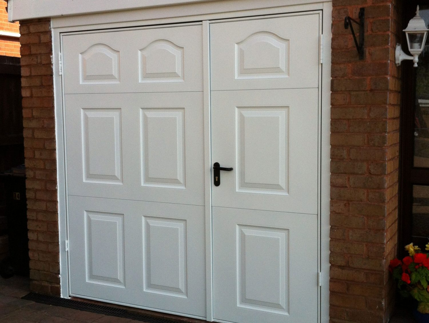 ohio columbus large repair not what door is happen garage balanced can designs of my if size full