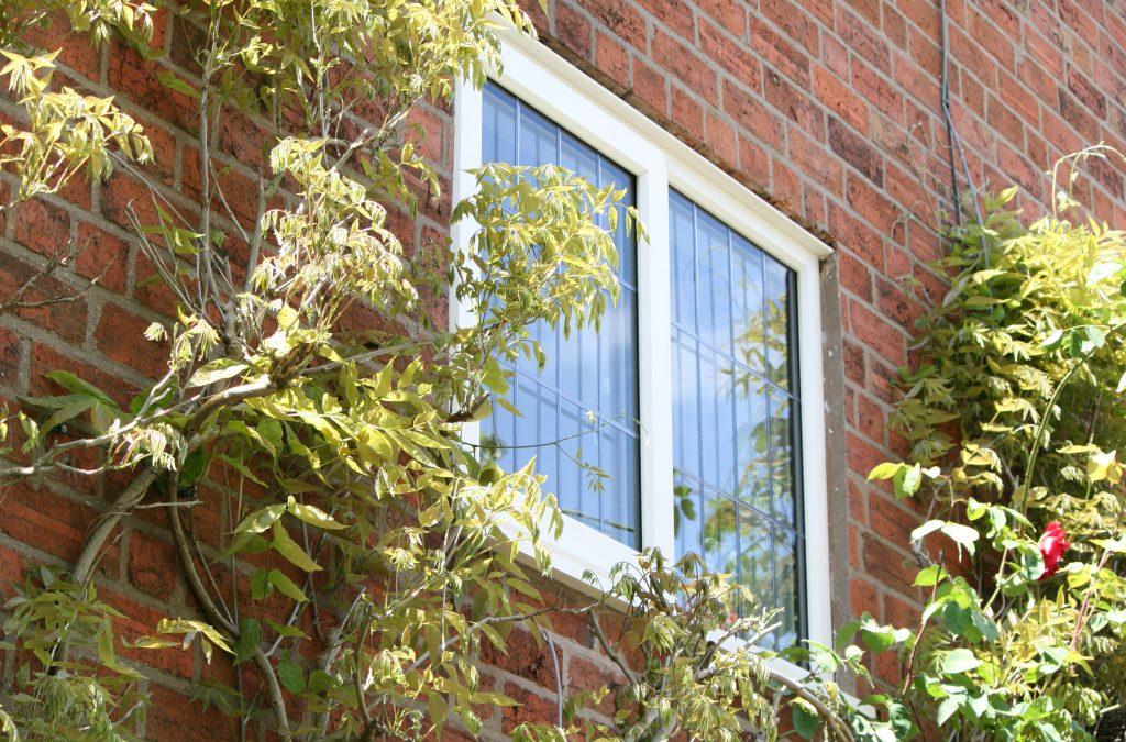 Casement Bow Window : Double glazing birmingham casement traditional bow