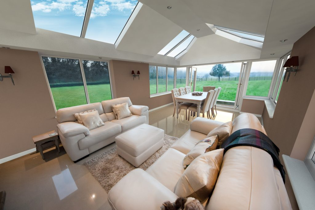 solid roof conservatory in birmingham