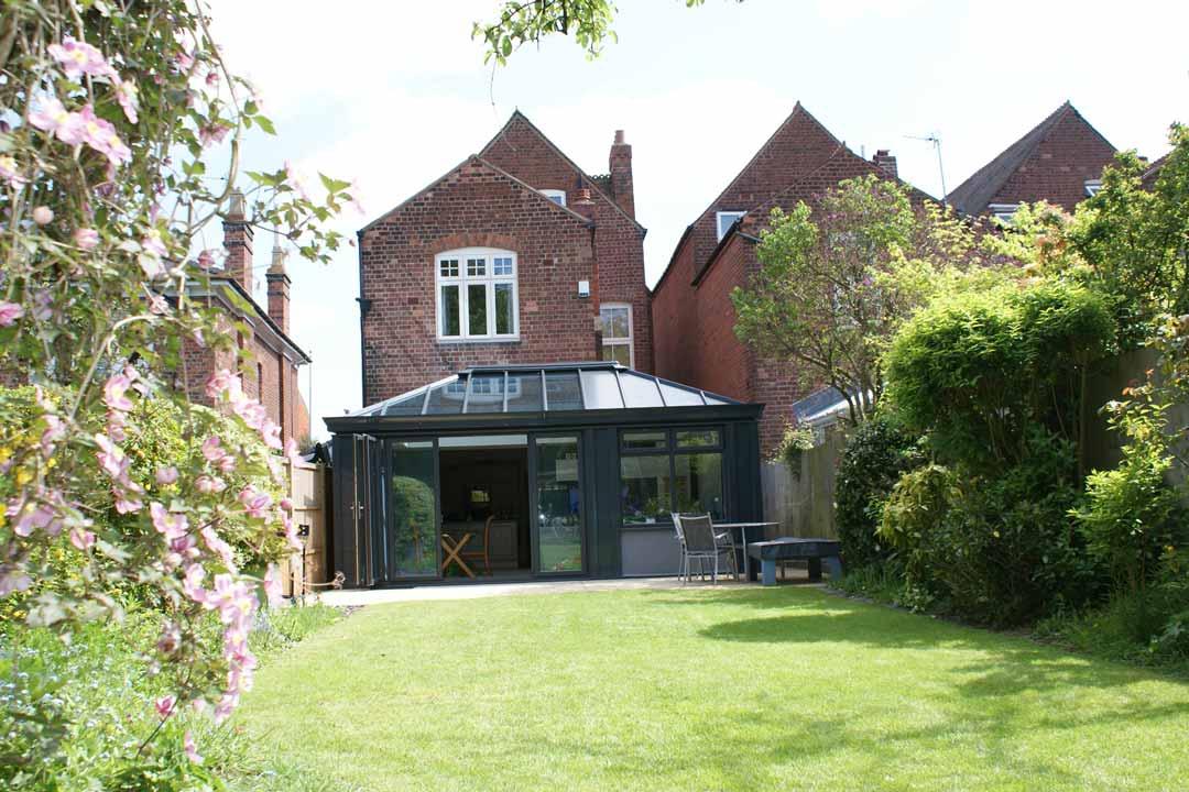 orangery conservatory in birmingham
