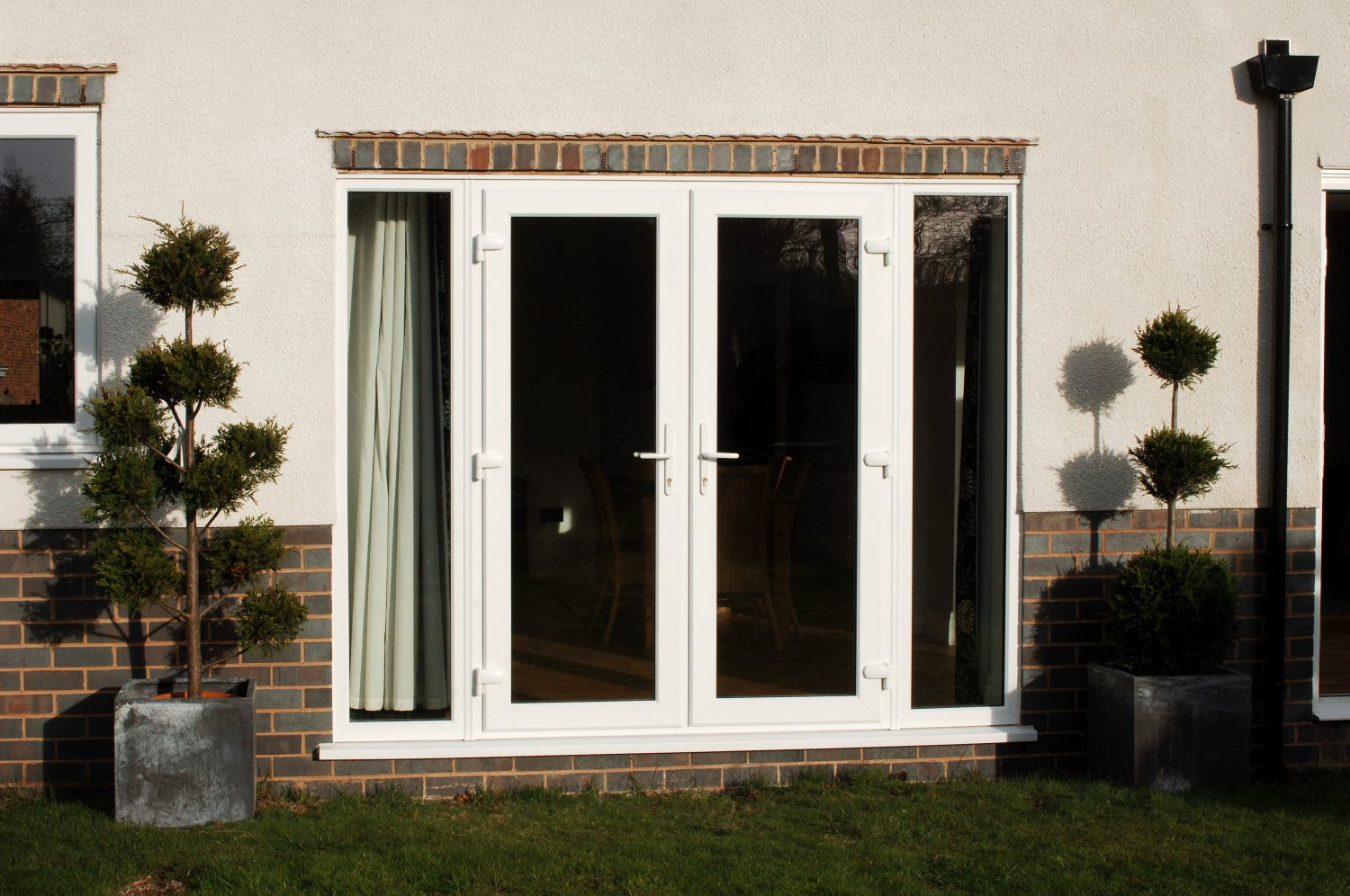 Patio french doors double glazed patio and french for Patio doors french doors