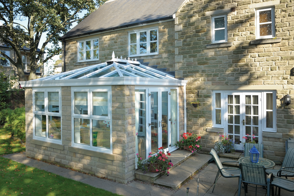 An Orangery Or A Conservatory