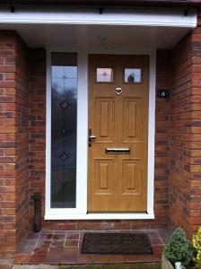 Lancashire Door