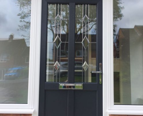 Front Doors In Redditch