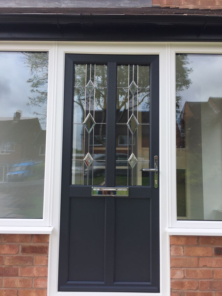 best website 6be29 a2d75 Grey Composite Doors | Composite Doors UK Modern Composite ...