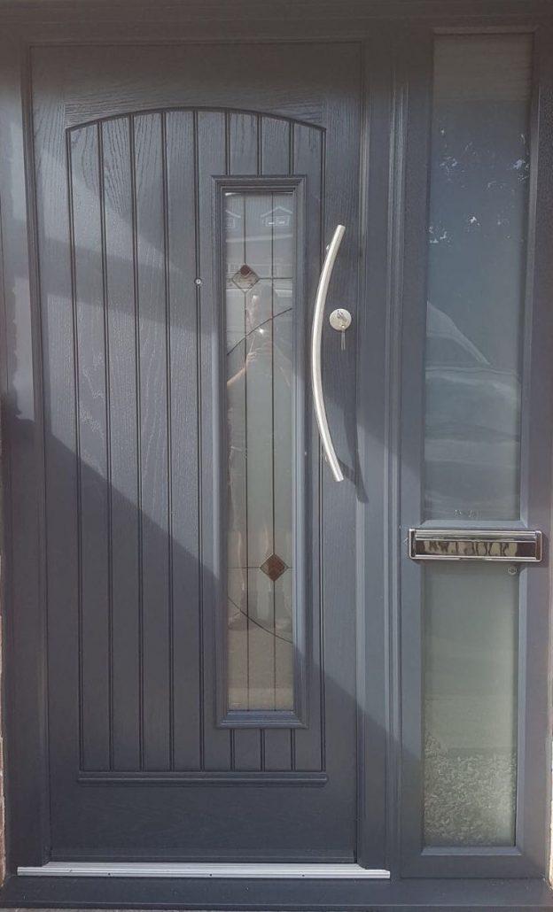 Grey Composite Doors Composite Doors Uk Modern Composite