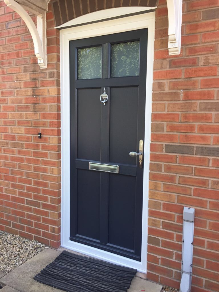 Grey Composite Doors Composite Doors Uk Modern Composite