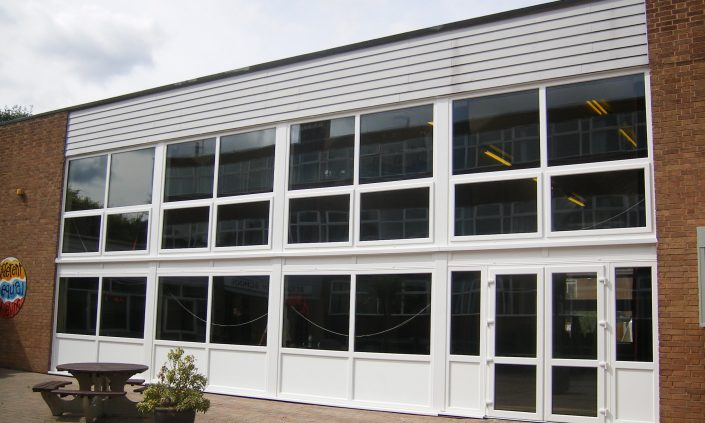 Double Glazing For Schools And Commercial Premises