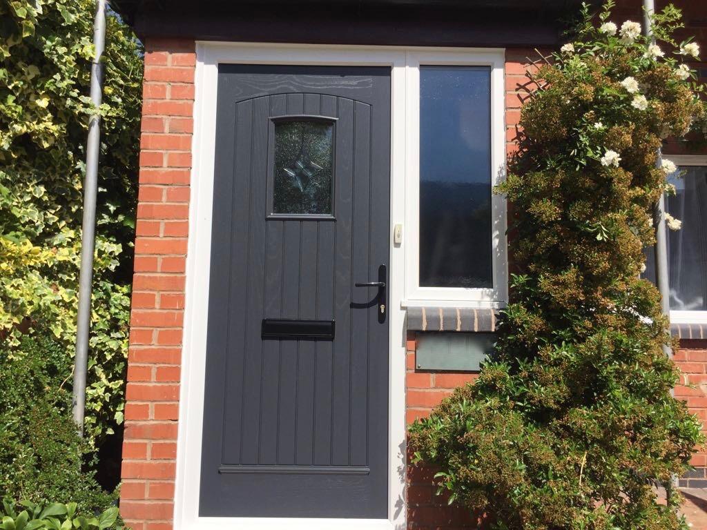 grey composite doors composite doors uk modern composite. Black Bedroom Furniture Sets. Home Design Ideas