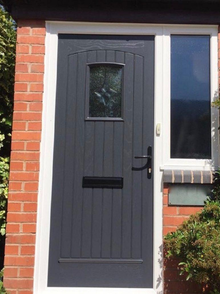 Front Doors Birmingham | Composite, UPVC Front Door Supplier ...